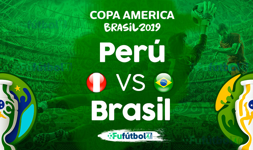 Perú vs Brasil en VIVO