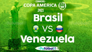 Ver Brasil vs Venezuela en EN VIVO y EN DIRECTO ONLINE por internet