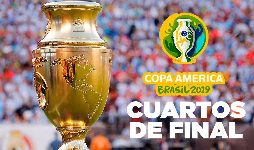 Cuartos de Final Copa América 2019