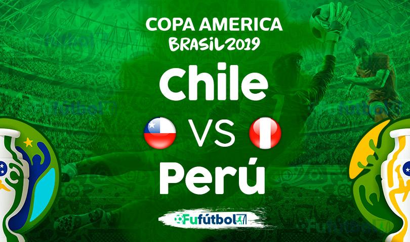 Chile vs Perú en VIVO
