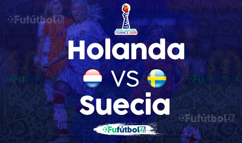 Holanda vs Suecia en VIVO