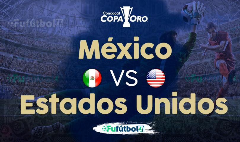 México vs Estados Unidos en VIVO