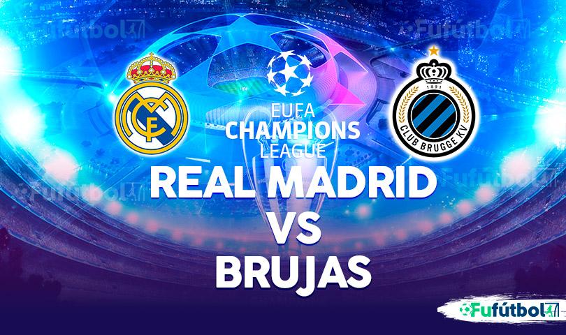 Real Madrid vs Brujas