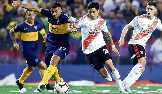 River Plate a la final