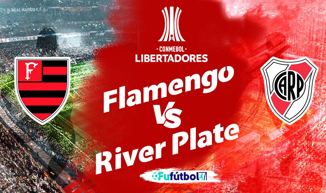 Flamenco vs River Plate en VIVO y en DIRECTO