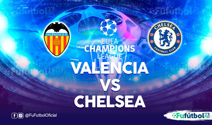 Valencia vs Chelsea en VIVO y en DIRECTO