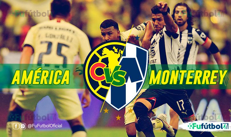 América vs Monterrey en VIVO y en DIRECTO Final Apertura