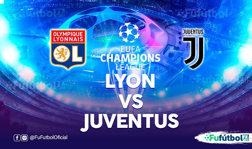 Lyon vs Juventus en VIVO y en DIRECTO Champions League