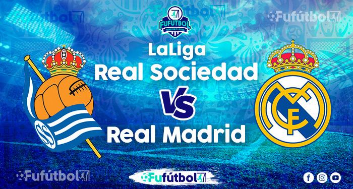 Real Sociedad vs Real Madrid en VIVO y en DIRECTO la Liga Santander