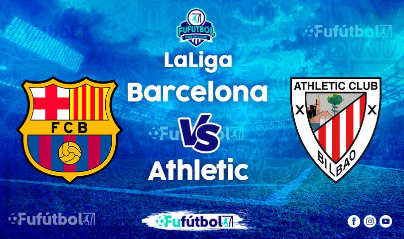 Ver Barcelona vs Athletic EN VIVO y EN DIRECTO ONLINE por internet