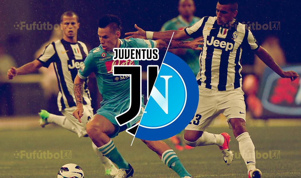 ver Juventus vs Napoli en VIVO y en DIRECTO Online por internet
