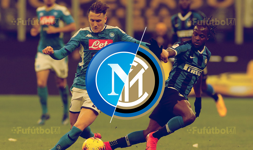 ver Napoli vs Inter en VIVO y en DIRECTO Online por internet