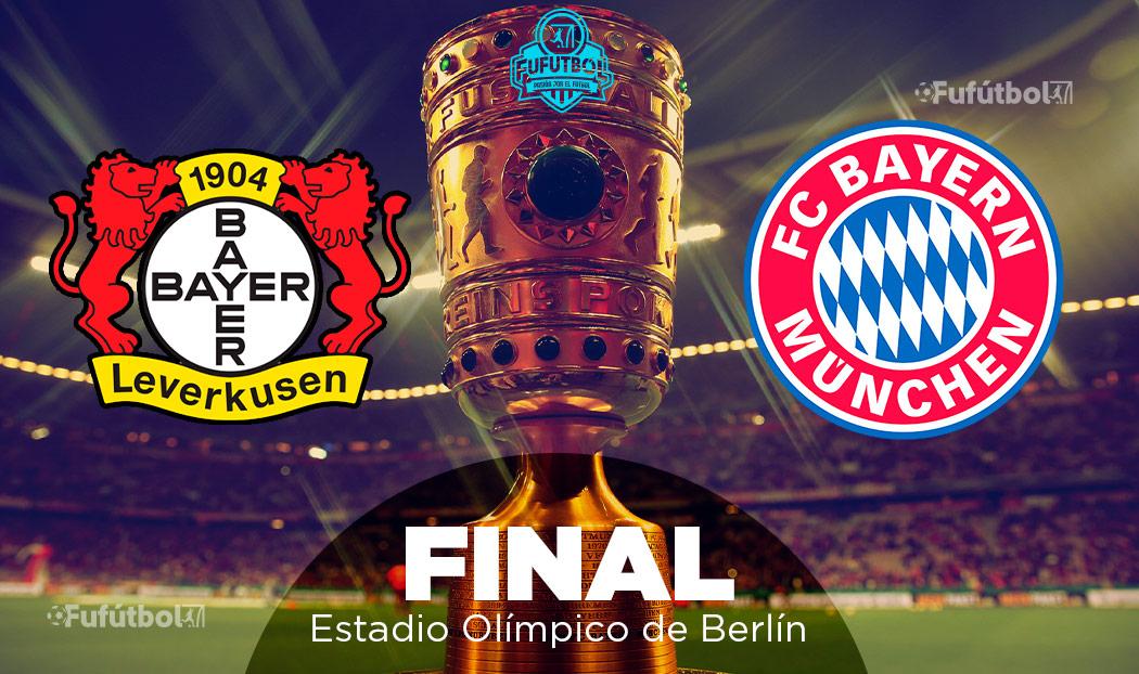 Bayer Leverkusen vs Bayern Múnich en EN VIVO y EN DIRECTO ONLINE por Internet