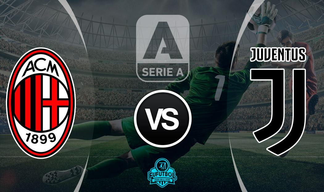 Ver Milánvs Juventus en EN VIVO y EN DIRECTO ONLINE por Internet