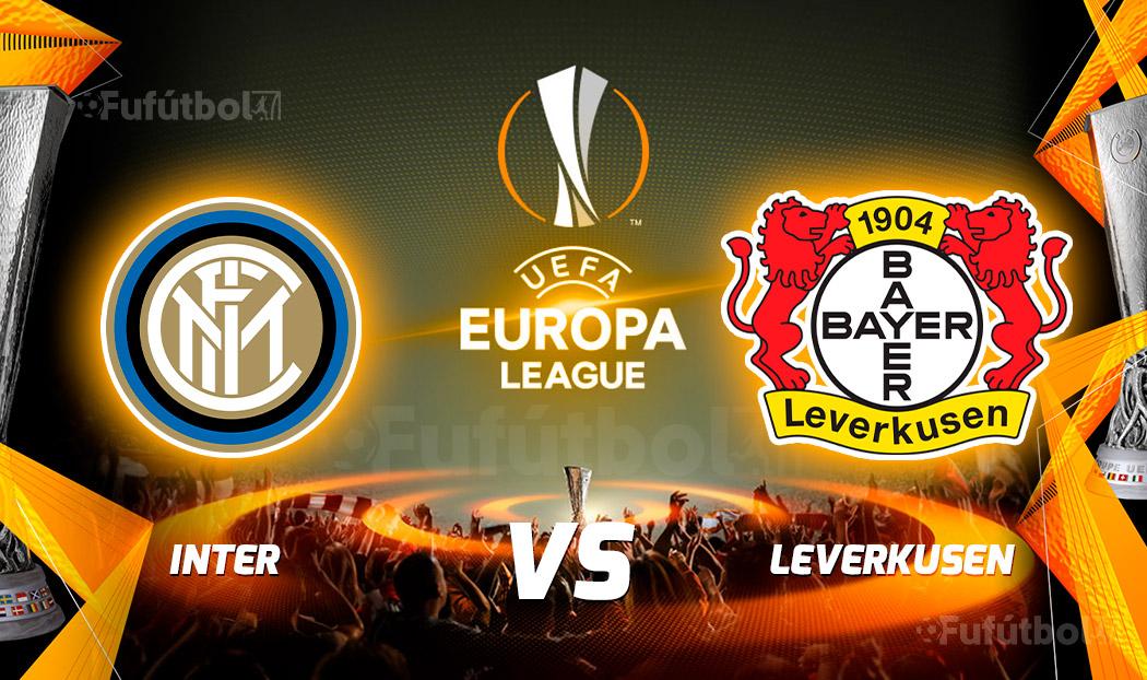 Ver Inter vs Leverkusen en EN VIVO y EN DIRECTO ONLINE por Internet