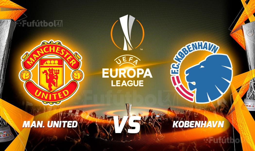 Ver Manchester United vs Kobenhavn en EN VIVO y EN DIRECTO ONLINE por Internet