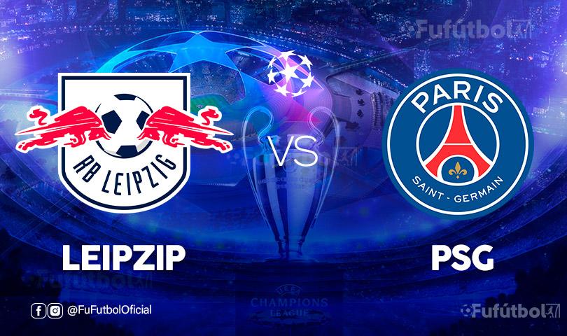 Ver Leipzig vs PSG en EN VIVO ONLINE por internet