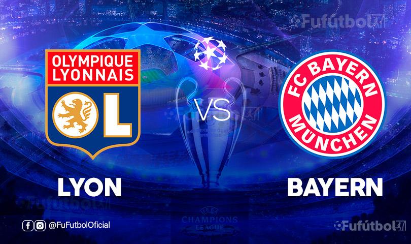 Ver Lyon vs Bayern en EN VIVO ONLINE por internet