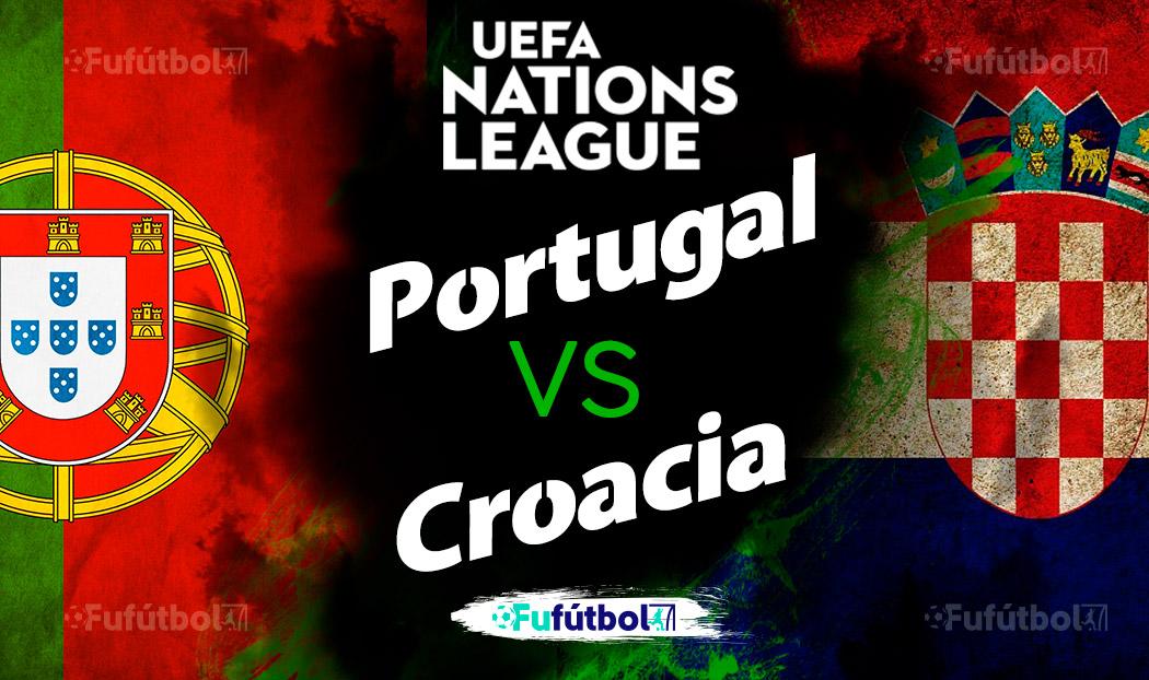 Portugal vs Croacia en VIVO y en DIRECTO Liga de Naciones