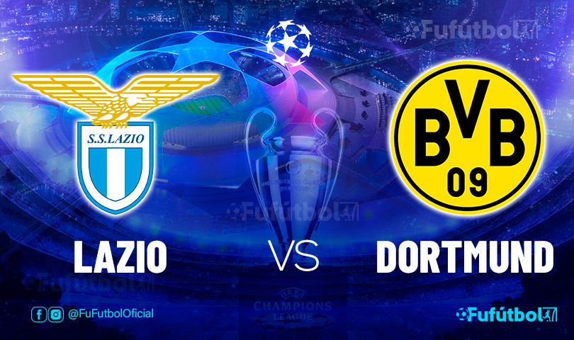 Ver Lazio vs Dortmund en EN VIVO y EN DIRECTO ONLINE por internet