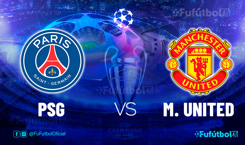 Ver PSG vs Manchester United en EN VIVO y EN DIRECTO ONLINE por internet