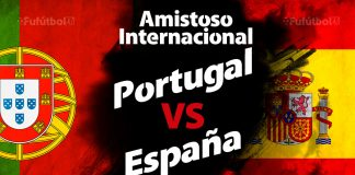 Portugal vs España en VIVO y en DIRECTO Amistoso FIFA
