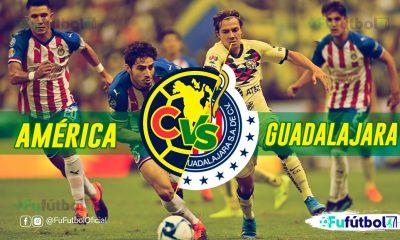 Ver América vs Chivas en EN VIVO y EN DIRECTO ONLINE por internet
