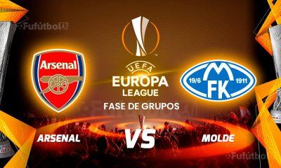 Ver Arsenal vs Molde en EN VIVO y EN DIRECTO ONLINE por Internet