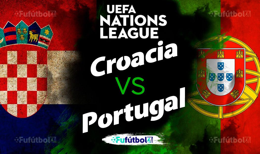 Ver Croacia vs Portugal en EN VIVO y EN DIRECTO ONLINE por internet