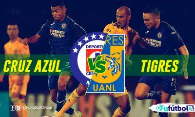 Ver Cruz Azul vs Tigres en EN VIVO y EN DIRECTO ONLINE por internet