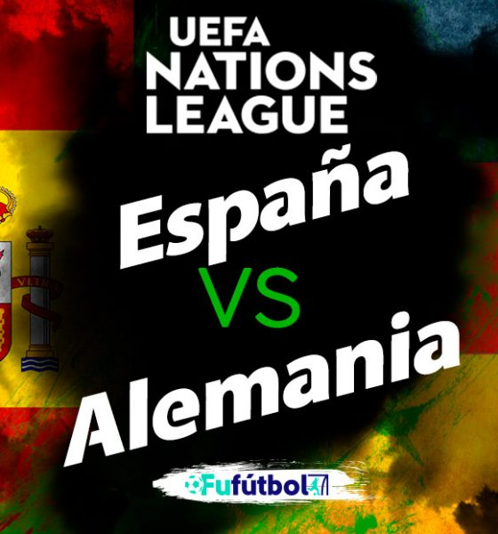 Ver España vs Alemania en EN VIVO y EN DIRECTO ONLINE por internet