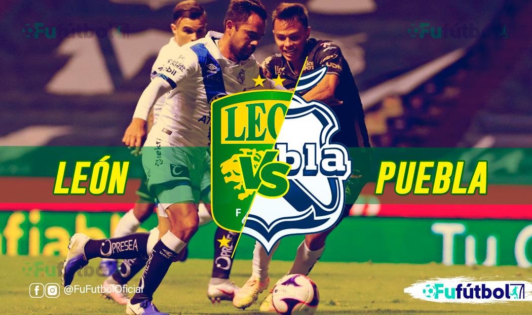 Ver León vs Puebla en EN VIVO y EN DIRECTO ONLINE por internet