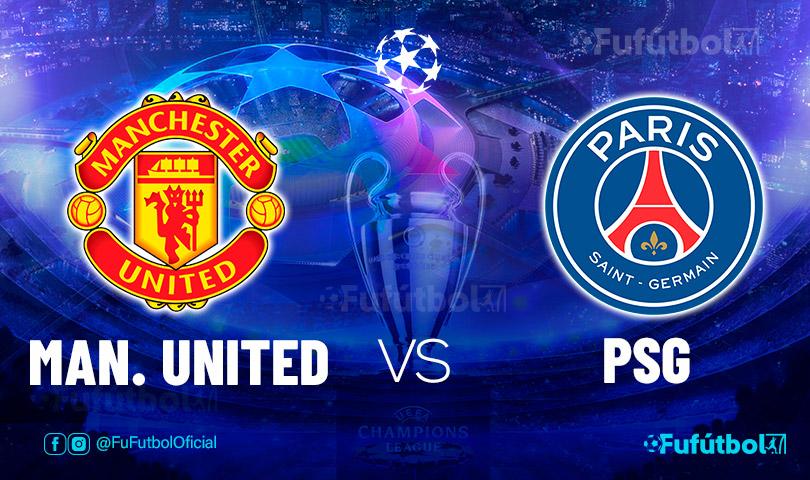 Ver Manchester United vs PSG en EN VIVO y EN DIRECTO ONLINE por internet