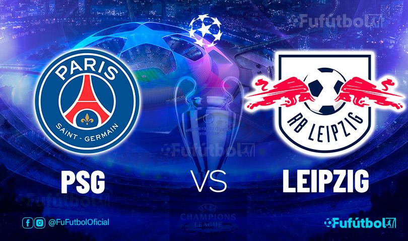 Ver PSG vs Leipzig en EN VIVO y EN DIRECTO ONLINE por internet