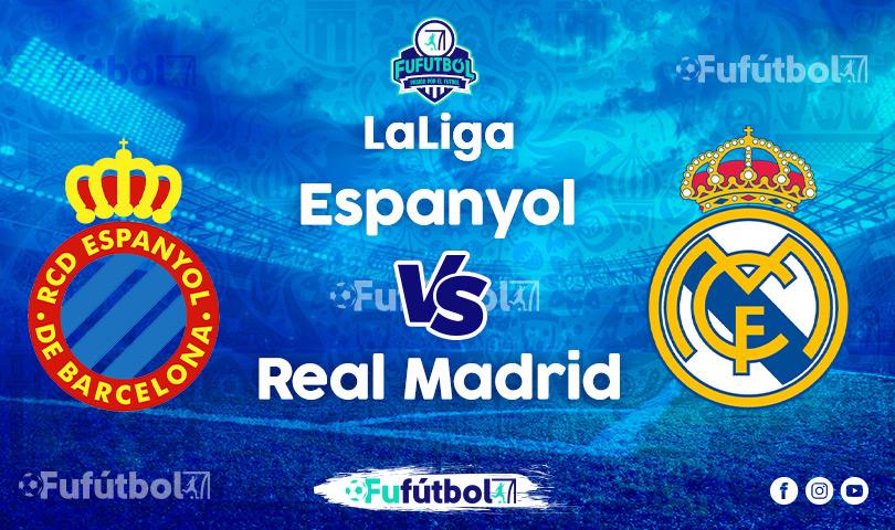 Espanyol vs Real Madrid en VIVO y en DIRECTO la Liga Santander