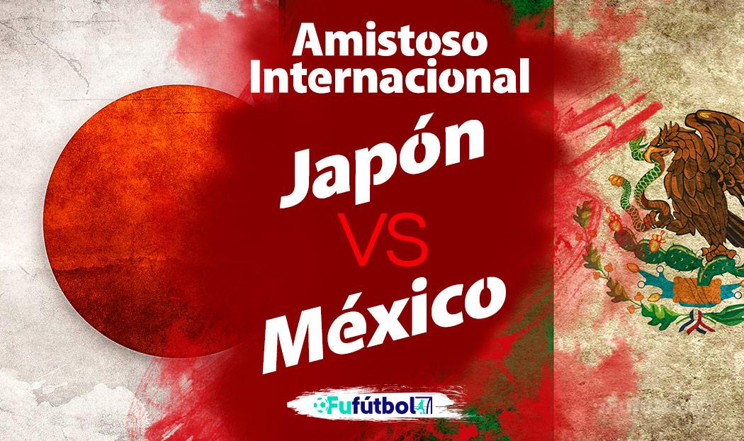 Ver Japón vs México en EN VIVO GRATIS y EN DIRECTO ONLINE por internet