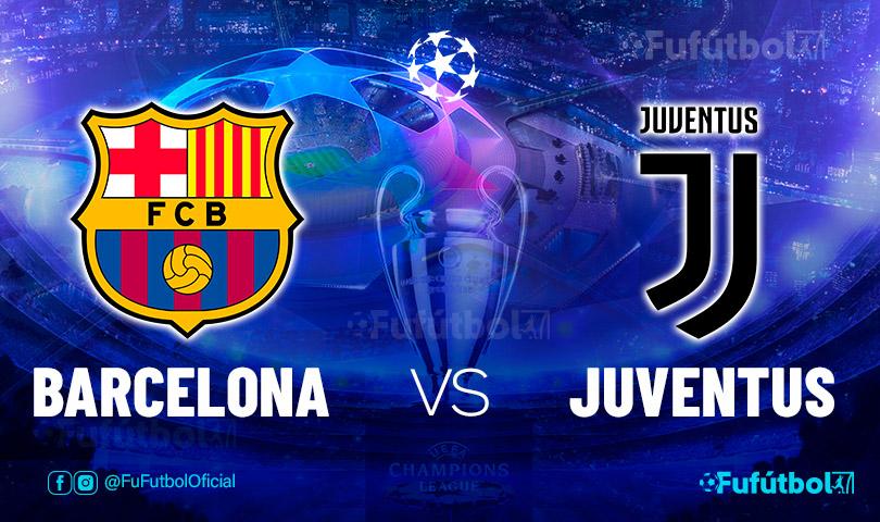 VerBarcelona vs Juventus VIVO en EN VIVO y EN DIRECTO ONLINE por internet