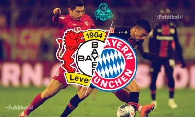 Ver Leverkusen vs Bayern EN VIVO ONLINE | EN DIRECTO
