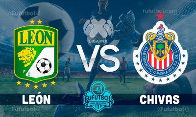 Ver León vs Chivas en EN VIVO y EN DIRECTO ONLINE por internet