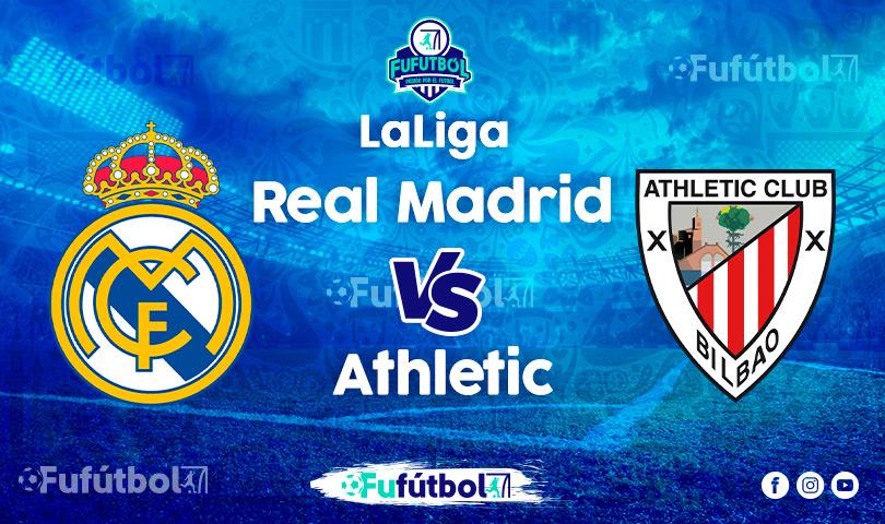 Ver Real Madrid vs Athletic en EN VIVO y EN DIRECTO ONLINE por Internet
