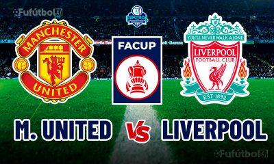 Ver Manchester United vs Liverpool en VIVO y en DIRECTO ONLINE por Internet