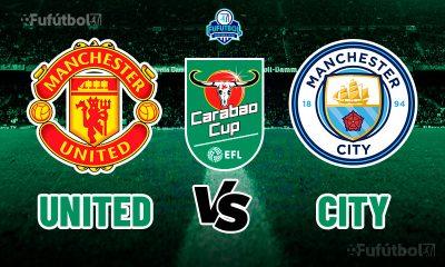 Ver Manchester United vs Manchester City en VIVO y en DIRECTO ONLINE por Internet