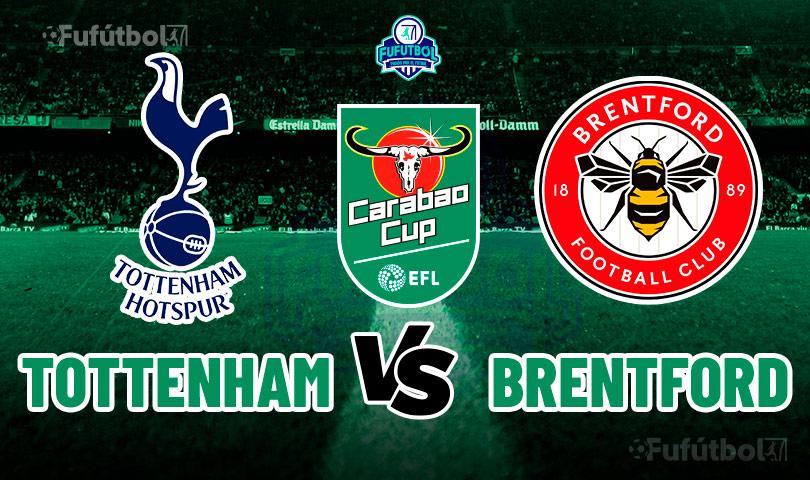 Ver Tottenham vs Brentford en VIVO y en DIRECTO ONLINE por Internet