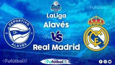 Ver Alavés vs Real Madriden VIVO y en DIRECTO ONLINE por Internet