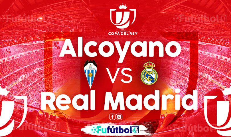 Ver Alcoyano vs Real MadridVIVO y en DIRECTO ONLINE por Internet