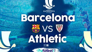 VerBarcelona vs Athletic VIVO y en DIRECTO ONLINE por Internet