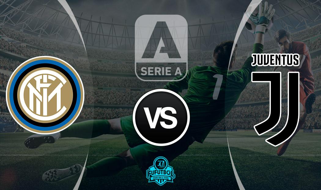 Ver Inter vs Juventusen EN VIVO y EN DIRECTO ONLINE por Internet