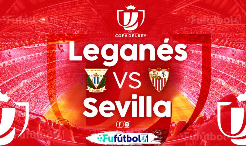 Ver Leganés vs SevillaVIVO y en DIRECTO ONLINE por Internet