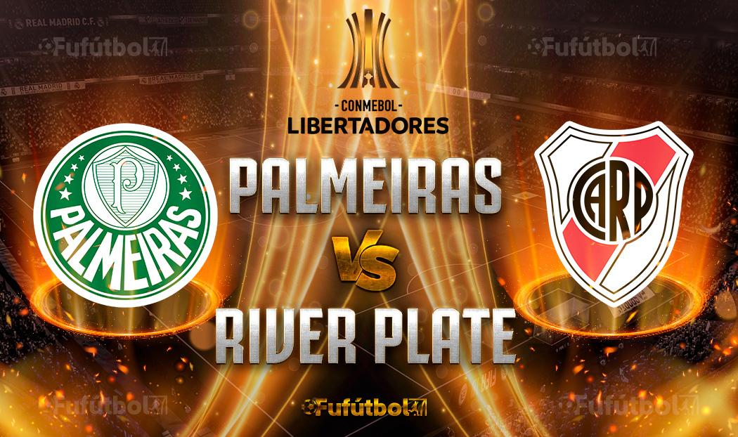 Ver River Plate vs Palmeiras en EN VIVO y EN DIRECTO ONLINE por internet