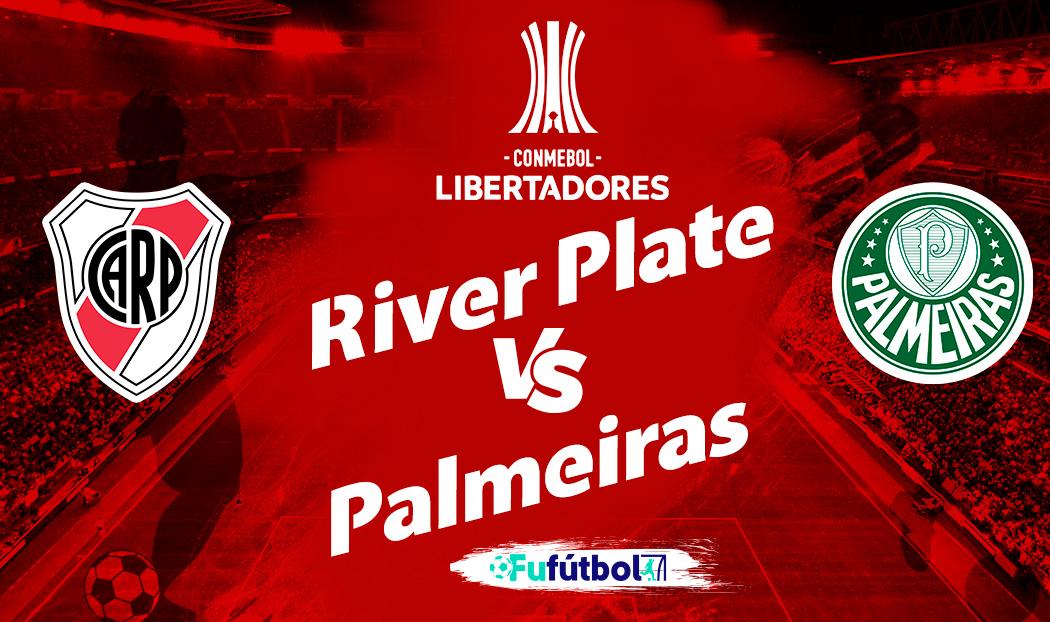 Ver River Plate vs Palmeiras en EN VIVO y EN DIRECTO ONLINE
